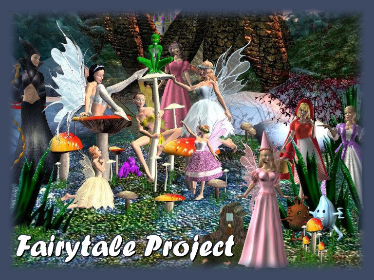 3dSC Fairytale Project 2005